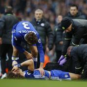 Manchester City - Chelsea se termine en bagarre générale