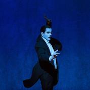 Mikhaïl Barychnikov joue le Journal de Nijinsky