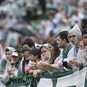La Copa Sudamericana va être remise à Chapecoense
