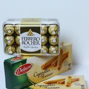 Ferrero met les bouchées doubles pour moins dépendre de ses chocolats