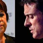 Face à la candidature de Valls, le camp aubryste dans l'expectative