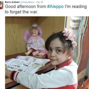 Après avoir fermé, le compte Twitter de la fillette qui racontait sa vie à Alep réapparaît