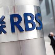Royal Bank of Scotland n'en finit pas de solder le passé