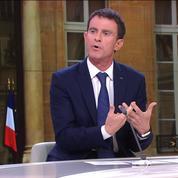 Primaire à gauche: lancé dans la course, Manuel Valls espère rassembler