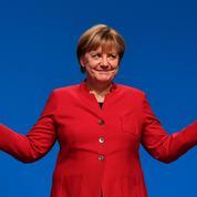 Allemagne : Merkel réélue présidente de la CDU avec 89,5 % des voix