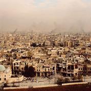 Le régime syrien en passe de reconquérir Alep