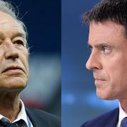 Rebsamen à Valls : «On ne gouverne pas la gauche avec un 49-3»