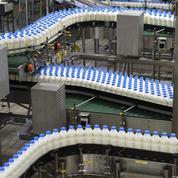 La flambée des cours mondiaux du lait ne profite pas aux éleveurs français