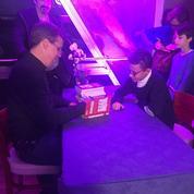 Jeff Kinney à la rencontre de ses fans