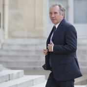 2017: ce que Bayrou pose sur la table de Fillon