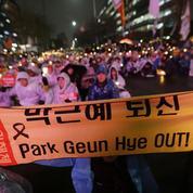 Corée du Sud: la présidente Park Geun-hye destituée par le Parlement