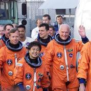 Souvenirs de la dernière mission de John Glenn, «papi de l'espace»