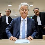 Pays-Bas : Geert Wilders reconnu coupable de discrimination