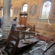 Le Caire : un attentat dans une église copte fait au moins 23 morts