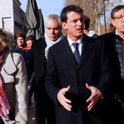Manuel Valls espère pouvoir incarner la «force tranquille» mitterrandienne