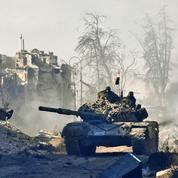 Après Alep, le régime de Damas prépare une offensive contre le fief d'Al-Qaïda