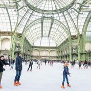 Les 5 patinoires pour les fêtes à Paris