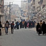 Syrie : la fin de la bataille d'Alep laisse craindre un massacre