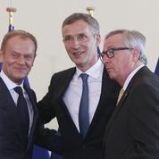 Union européenne et Otan, plus que jamais les deux piliers de la paix en Europe