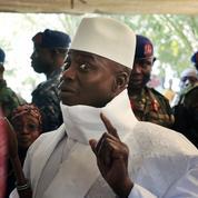 En Gambie, le président Jammeh s'accroche au pouvoir
