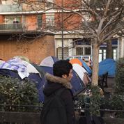 Migrants: un nouveau camp «sauvage» aux portes de Paris
