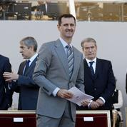 Contre l'avis de Moscou, Bachar el-Assad veut plus que la «Syrie utile»