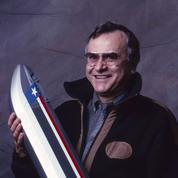 Roger Tallon, l'inventeur du train corail exposé aux Arts décoratifs