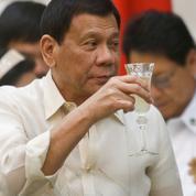 Le président philippin affirme avoir tué lui-même des délinquants