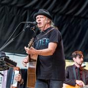 Neil Young : «Donald Trump a des idées rafraîchissantes, mais...»
