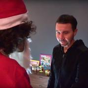 Quand Besancenot explique la lutte des classes au Père Noël