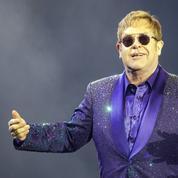 Elton John lance un défi à ses fans du monde entier