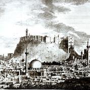 Quand Alep était une cité pacifique et prospère, carrefour de civilisations