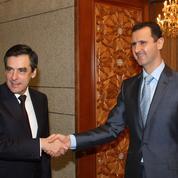 Syrie : Fillon veut mettre le régime d'Assad autour de la table des négociations