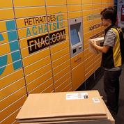 La Fnac installe des casiers de retrait dans ses magasins