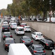 La circulation alternée coûte plus de 4 millions d'euros par jour