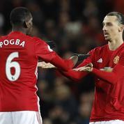 Zlatan Ibrahimovic «refuse» de donner le trophée d'homme du match à Paul Pogba