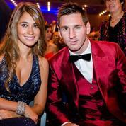 Lionel Messi va se marier avec Antonella en 2017