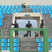 Les Congolais privés de football