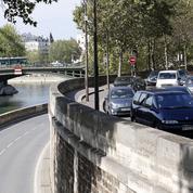 Comment la fermeture des voies sur berges a perturbé le trafic au cœur de Paris
