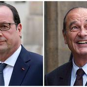 Christian Delporte : «Comme Chirac, on regardera bientôt Hollande avec sympathie»