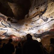Grotte[gro-t'] n, f. Voie caverneuse, qui mène à la préhistoire