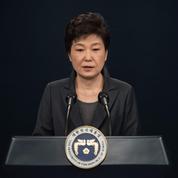 Corée du Sud: la descente aux enfers de la «princesse Park»