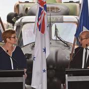 La France et l'Australie s'allient pour un demi-siècle dans les sous-marins