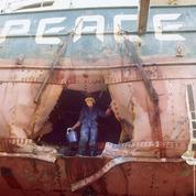 Rainbow Warrior: la photo d'un ex-agent secret trouble Greenpeace