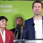 Yannick Jadot en quête de dons pour sa campagne