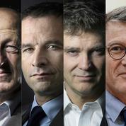 Primaire de la gauche: sept candidats pour un sprint télévisuel