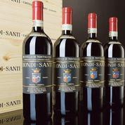 Les champagnes Charles et Piper Heidsieck avalent l'italien Biondi-Santi