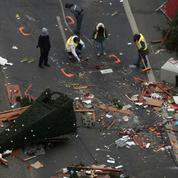 Pour les policiers allemands, les menaces d'attentat devenaient de plus en plus sérieuses