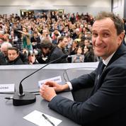 Le conseiller de Hollande Vincent Feltesse recasé à la Cour des comptes