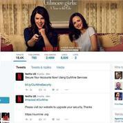 Le compte Twitter de Netflix a été piraté